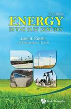 Energy in the 21st Century (3rd Edition):  Lessons, Challenges and Prospects