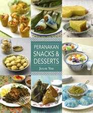 Peranakan Snacks & Desserts