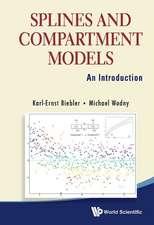 Splines and Compartment Models