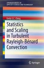 Statistics and Scaling in Turbulent Rayleigh-Bénard Convection