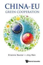 China-Eu:  Green Cooperation