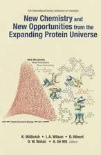 New Chemistry and New Opportunities from the Expanding Protein Universe - Proceedings of the 23rd International Solvay Conference on Chemistry