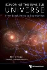 Exploring the Invisible Universe
