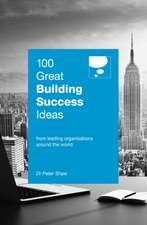 100 Great Building Success Ideas