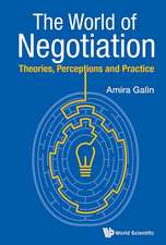 The World of Negotiation