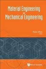 Material Engineering and Mechanical Engineering - Proceedings of Material Engineering and Mechanical Engineering (Meme2015)