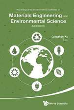 Materials Engineering and Environmental Science - Proceedings of the 2015 International Conference (Mees2015)