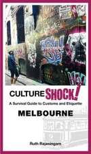 CULTURE SHOCK MELBOURNE