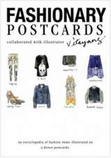 Fashionary Postcards Vita Yang