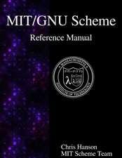 Mit/Gnu Scheme Reference Manual