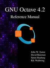 GNU Octave 4.2 Reference Manual