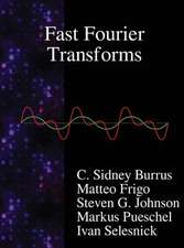 Fast Fourier Transforms