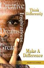 Think Differently Make a Difference