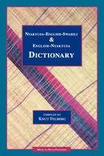 Nyakyusa-English-Swahili & English-Nyaky