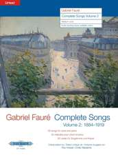 COMPLETE SONGS VOLUME 2 1884 TO 1919 MED